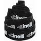 Cinelli Logo Velvet stuurlint wit/zwart